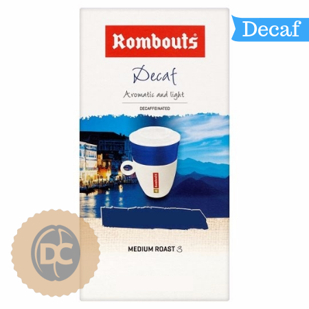 Rombouts Decaffeinated One Cup Filters - DiscountCoffee
