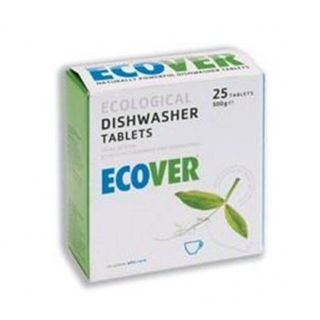 Ecover Dishwasher Tablets (25) - DiscountCoffee
