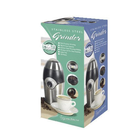 Electric Coffee Grinder (150w) - DiscountCoffee