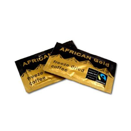 Fairtrade Inca Gold Instant Coffee Sachets (250) - DiscountCoffee