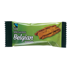 Fairtrade Speculoos Coffee Biscuits (300) Image