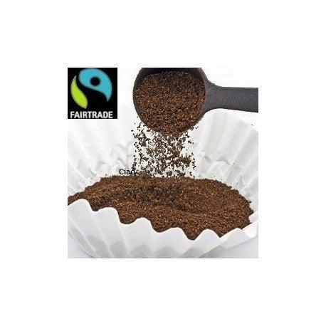 Rio Fairtrade Filter Coffee (50x50g sachets) - DiscountCoffee