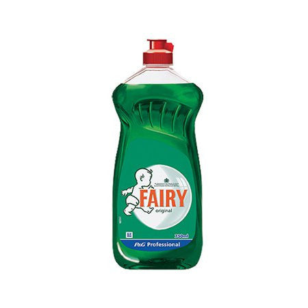 Fairy Washing Up Liquid (6 x 750ml) - DiscountCoffee