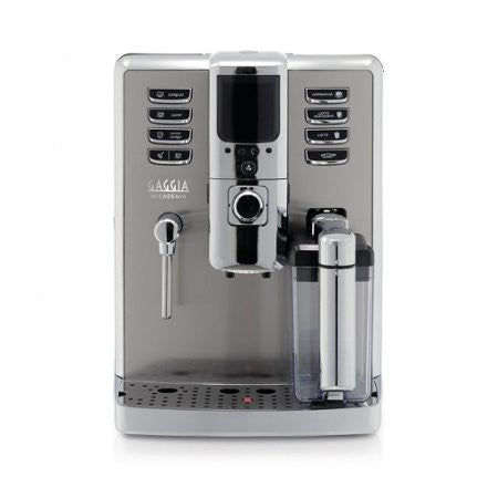 Gaggia Accademia Bean-to-Cup Espresso & Cappuccino Coffee Machine - DiscountCoffee