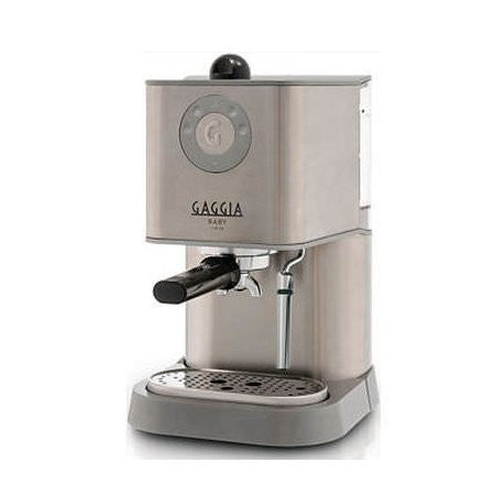 Gaggia Baby Twin Espresso Coffee Machine - DiscountCoffee