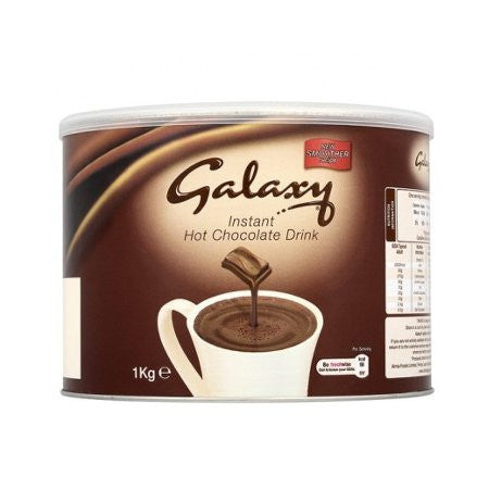 Galaxy Instant Hot Chocolate (1kg) - DiscountCoffee