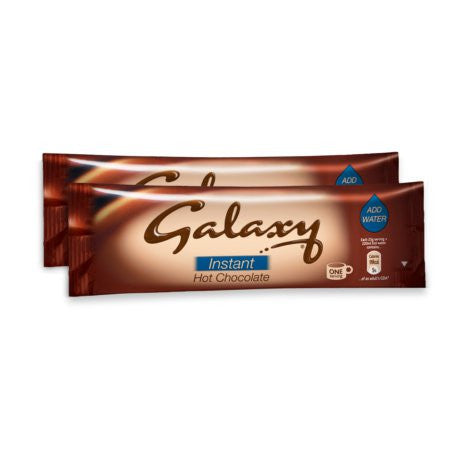 Galaxy Instant Hot Chocolate Sticks (50) - DiscountCoffee