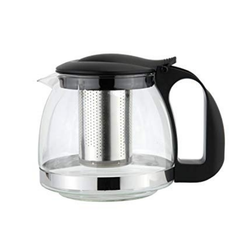Glass Teapot with Infuser 600ml Image