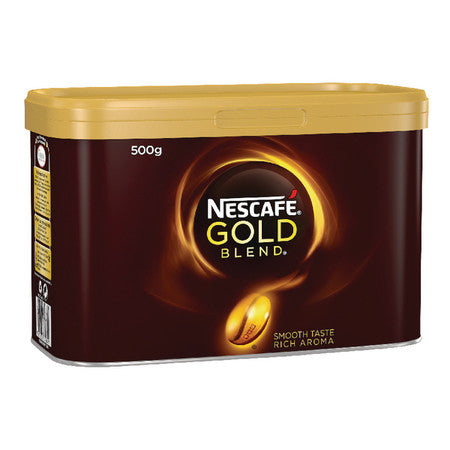 Nescafe Gold Blend Instant Coffee 500g - DiscountCoffee