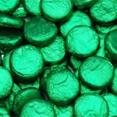 Chocolate Mint Creams Individually Wrapped (1kg - 120 mints)