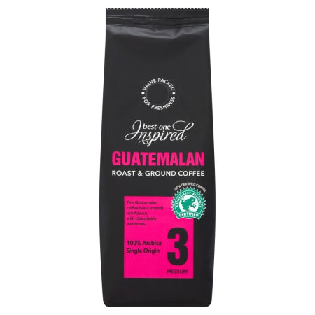 Inspired Guatemalan Roast Ground Coffee (227g) | Discount Coffee