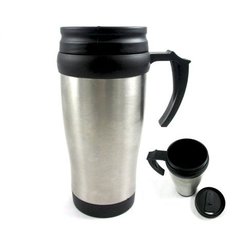 Stainless Steel Insulated Travel Mug | Discount Coffee