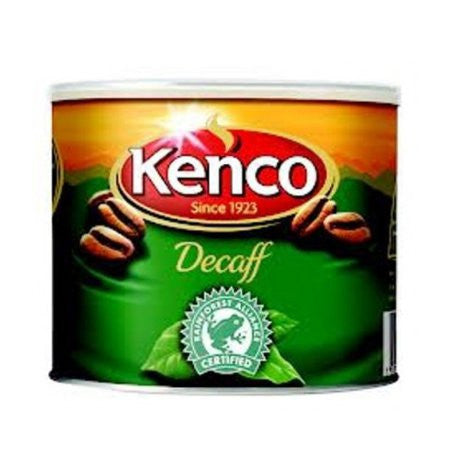 Kenco Decaf Instant Coffee (500g) - DiscountCoffee