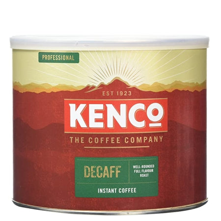 Kenco Decaf Instant Coffee (500g) | Discount Coffee