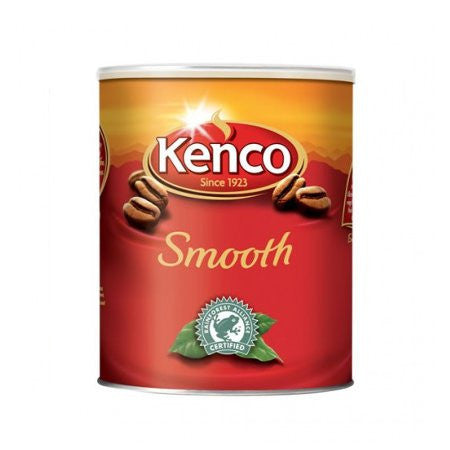 Kenco Smooth Roast Freeze Dried Coffee (750g) - DiscountCoffee