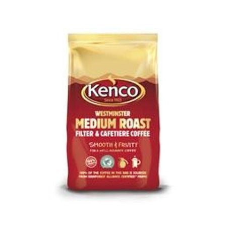 Kenco Westminster Omnigrind Coffee 500g Bag