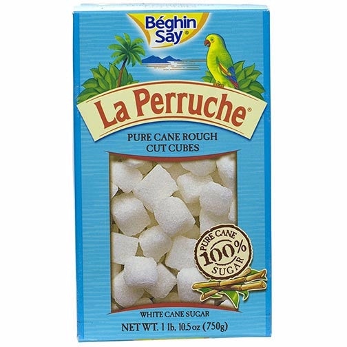 Sugar Cubes - La Perruche (1kg White Sugar) - DiscountCoffee