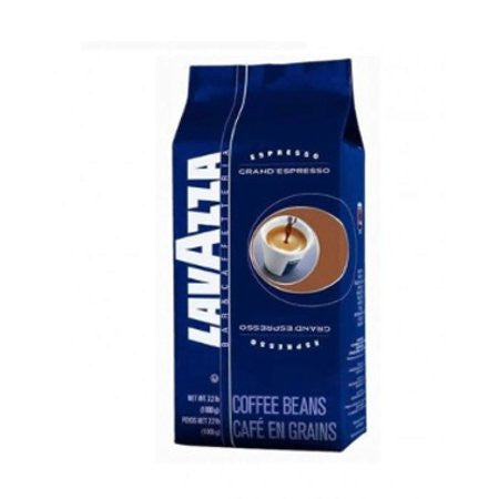 Lavazza Grand Espresso Coffee Beans (1kg) - DiscountCoffee