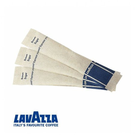Lavazza White Sugar Flat Sticks (700 sachets) - DiscountCoffee
