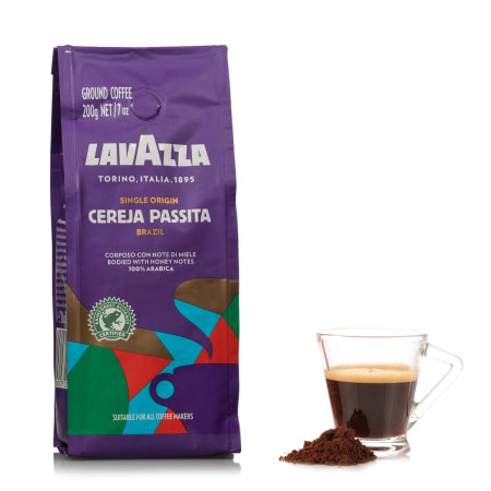 Lavazza Cereja Passita Ground Coffee (200g)