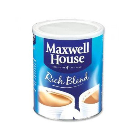 Maxwell House Rich Blend Instant Coffee (750g) - DiscountCoffee
