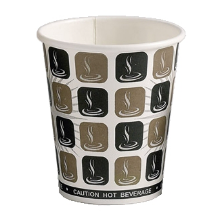 12oz Disposable Paper Coffee Cups 50 (340ml)