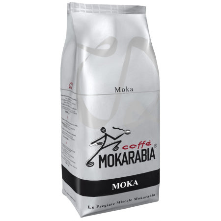 Mokarabia Caffe Moka Coffee Beans (1kg) | Discount Coffee