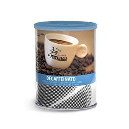 Mokarabia Decaffeinated Ground Coffee (250g) - DiscountCoffee