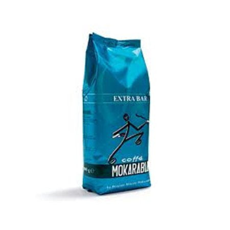 Mokarabia Extra Bar Coffee Beans (6 x 1kg) - DiscountCoffee