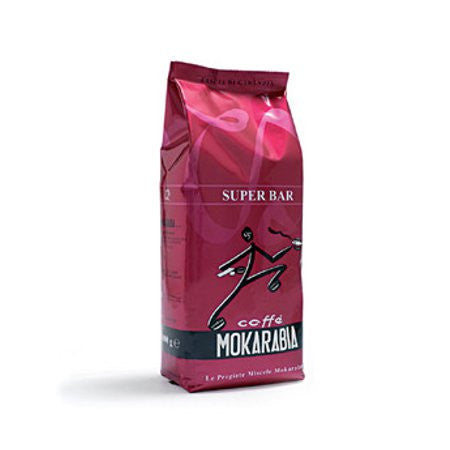 Mokarabia Caffe Super Bar Coffee Beans (1kg) - DiscountCoffee