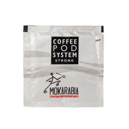 Mokarabia Strong Coffee Pods 44mm ESE (50) - DiscountCoffee