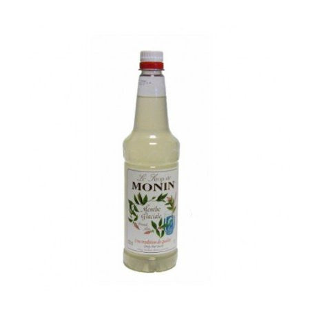 Monin Frosted Mint Flavouring Syrup (700ml) - DiscountCoffee