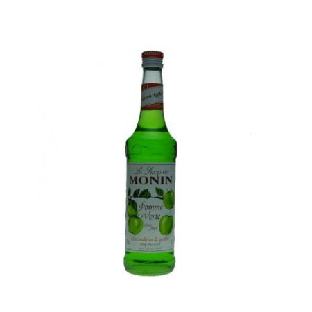 Monin Green Apple Flavouring Syrup (700ml) - DiscountCoffee