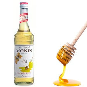 Monin Honey Flavouring Syrup (700ml)