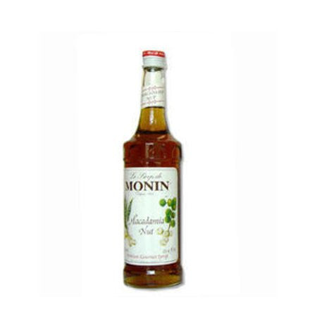 Monin Macadamia Nut Flavouring Syrup (700ml) - DiscountCoffee