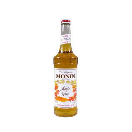 Monin Maple Spice Flavouring Syrup (700ml) - DiscountCoffee