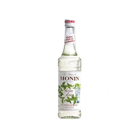 Monin Mojito Mint Flavouring Syrup (700ml) - DiscountCoffee