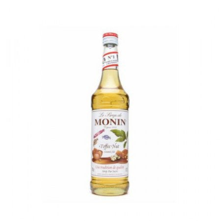 Monin Toffee Nut Flavouring Syrup (700ml) - DiscountCoffee