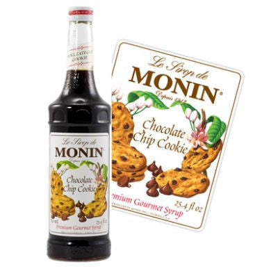 Monin Chocolate Cookie Flavouring Syrup (700ml) - DiscountCoffee