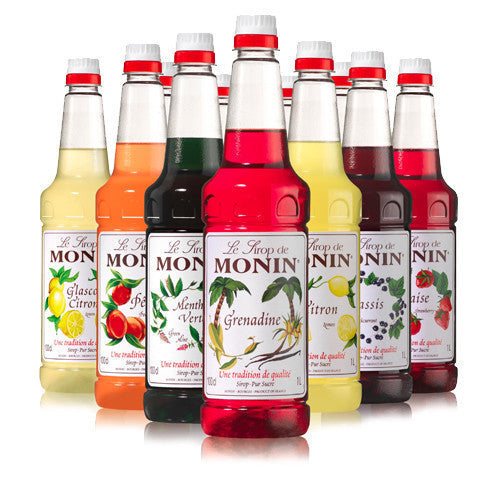 Monin Cinnamon Flavouring Syrup (700ml) - DiscountCoffee