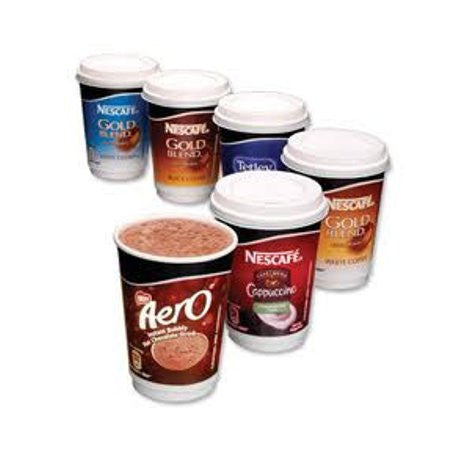 Nescafe And Go Aero Hot Chocolate Pack of