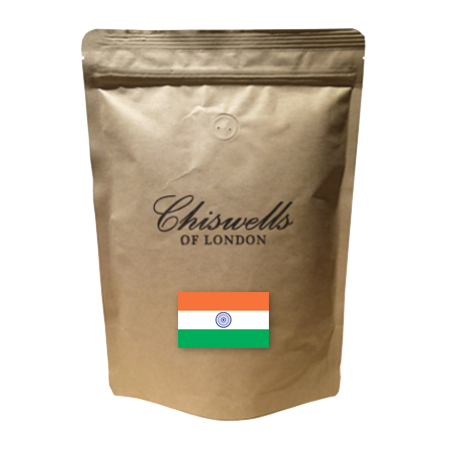 Monsoon Malabar Ground Coffee (250g)-Chiswell's of London