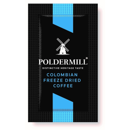 Poldermill Columbian Arabica Instant Coffee Sachets (1000)