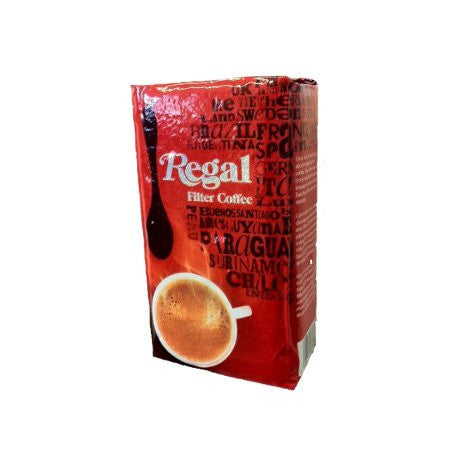 Regal Italian Ground Coffee (250g) - DiscountCoffee