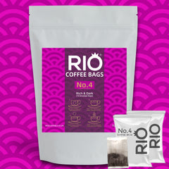 Rio No.4 Blend Coffee Bags - (10 Bags) Image