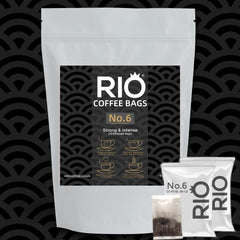 Rio No.6 Blend Coffee Bags - (10 Bags) Image