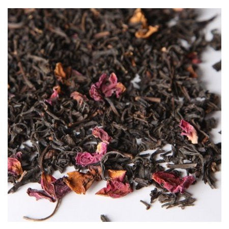 Rose Petal / Bud Tea from Chiswells of London (125g) - DiscountCoffee