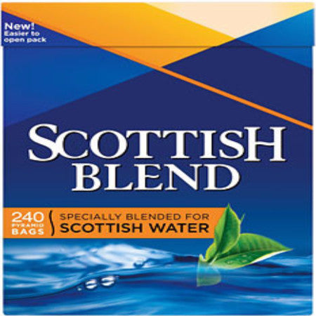 Scottish Blend Tea Bags Pack of 240 - DiscountCoffee