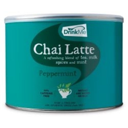 Drink Me Chai Peppermint Chai Latte (1kg) - DiscountCoffee