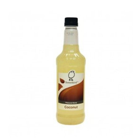 Sweetbird Coconut Syrup (1 Litre) - DiscountCoffee